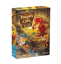 Blue Orange Dragon's Cave [multilingue]