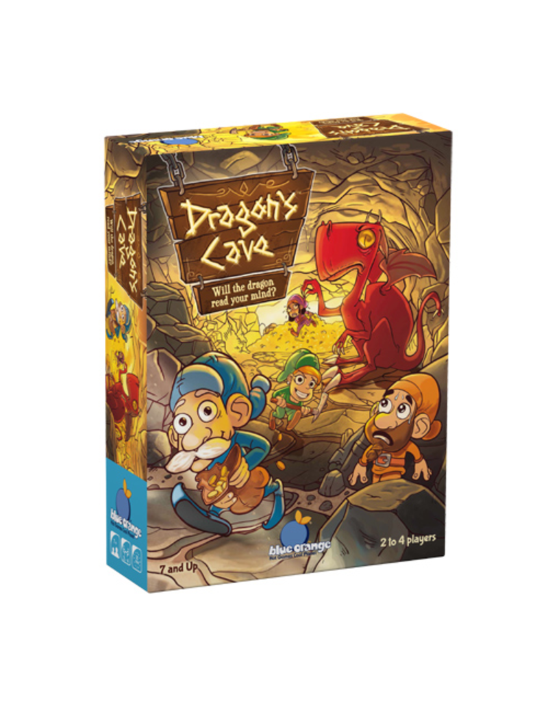 Blue Orange Dragon's Cave [multilingue]