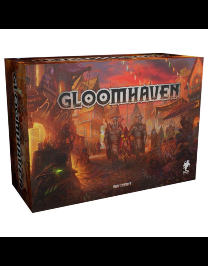 Cephalofair Games Gloomhaven [français]