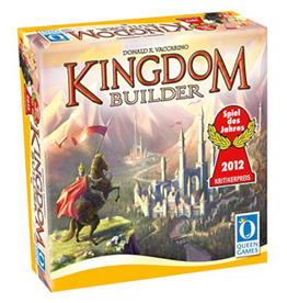 Queen Games Kingdom Builder [multiligue]
