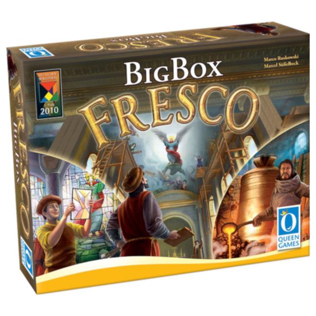Queen Games Fresco - Big Box [multilingue]
