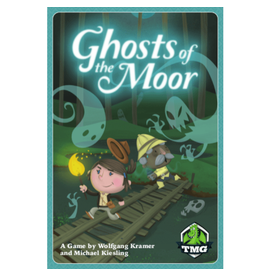 Tasty Minstrel Games Ghost of the Moor [anglais]
