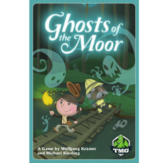 Tasty Minstrel Games Ghost of the Moor [English]