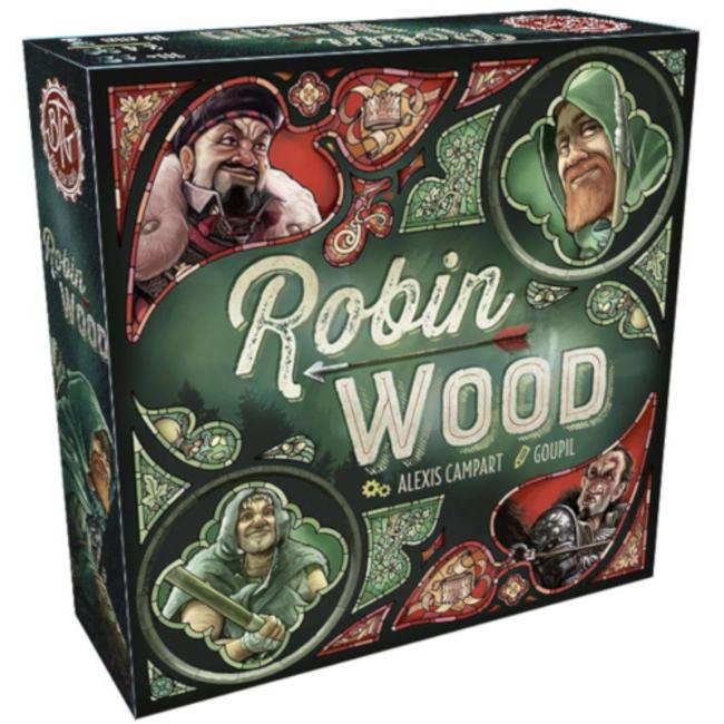 Bad Taste Games Robin Wood [French]
