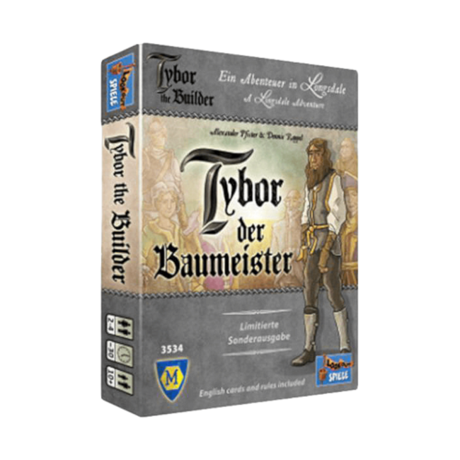 Lookout Games Tybor the Builder [anglais]