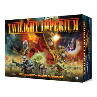 Fantasy Flight Games Twilight Imperium (4e édition) [French]