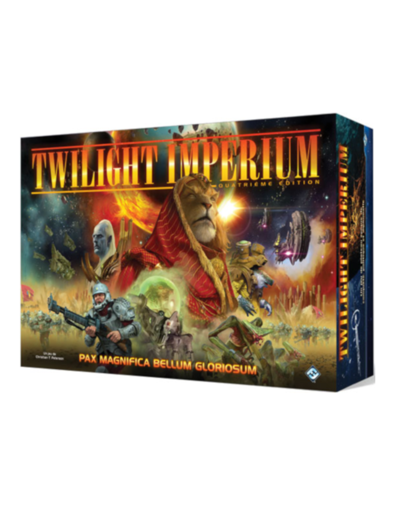 Fantasy Flight Games Twilight Imperium (4e édition) [français]