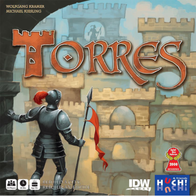 HUCH! Torres [multilingue]