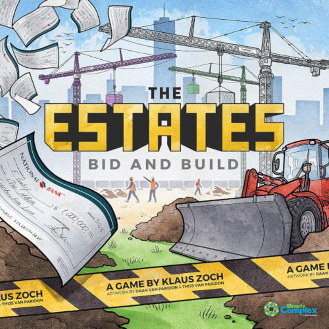 Simply Complex Estates (the) [English]