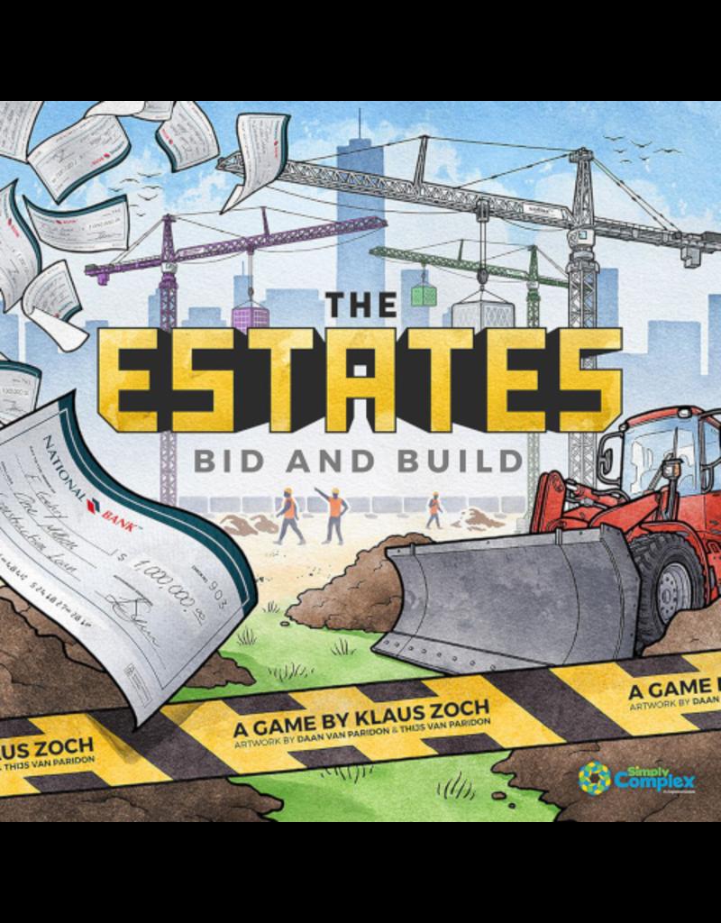 Simply Complex Estates (the) [anglais]