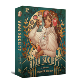 Osprey Games High Society [anglais]