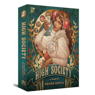 Osprey Games High Society [anglais]
