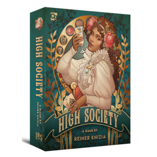 Osprey Games High Society [English]