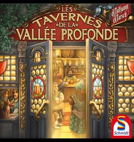 Schmidt Spiele Tavernes de la Vallée Profonde (les) [français]