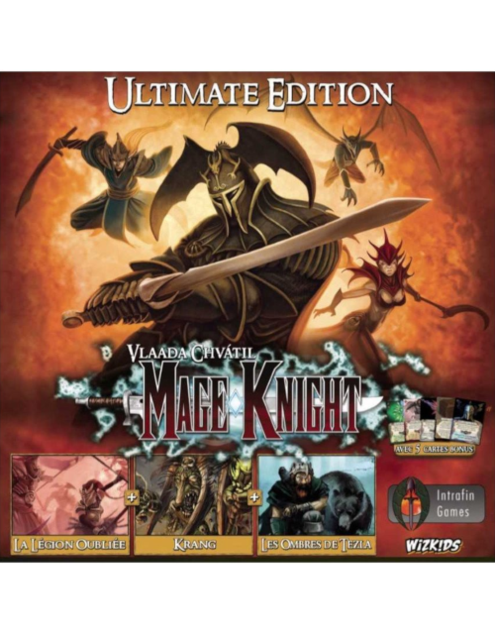 Intrafin Mage Knight - Ultimate Edition [français]