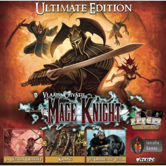 Intrafin Mage Knight - Ultimate Edition [French]