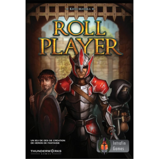 Intrafin Roll Player [French]