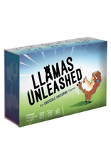 TeeTurtle Llamas Unleashed [anglais]
