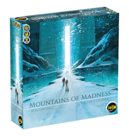 Iello Mountains of Madness [anglais]