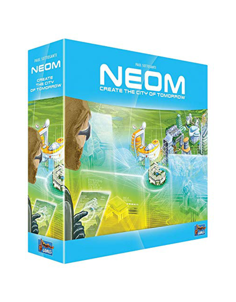 Lookout Games Neom [anglais]