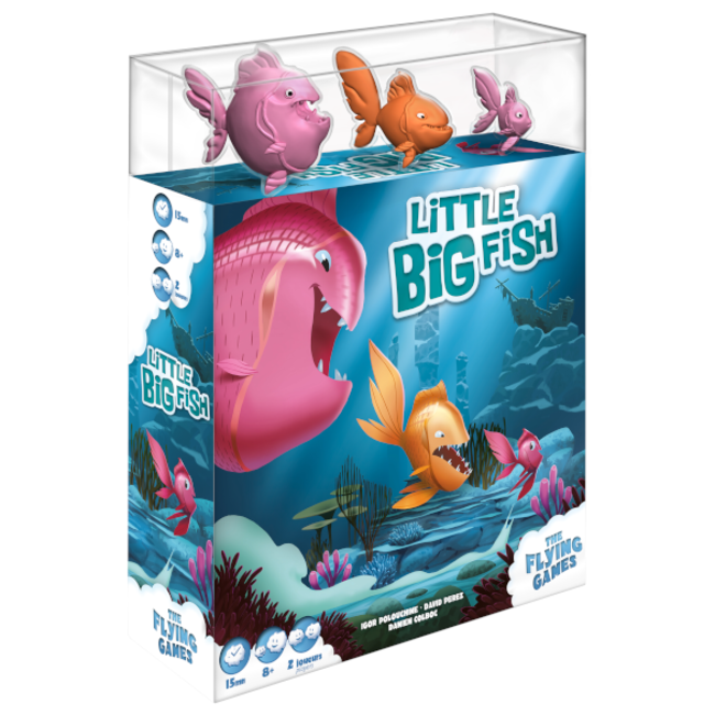 The Flying Games Little Big Fish [Multi]