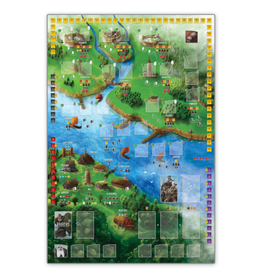 Renegade Game Studios Raiders of the North Sea - Playmat [anglais]
