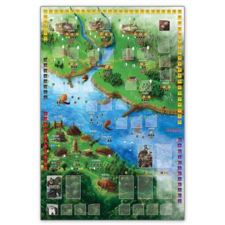 Renegade Game Studios Raiders of the North Sea - Playmat [English]