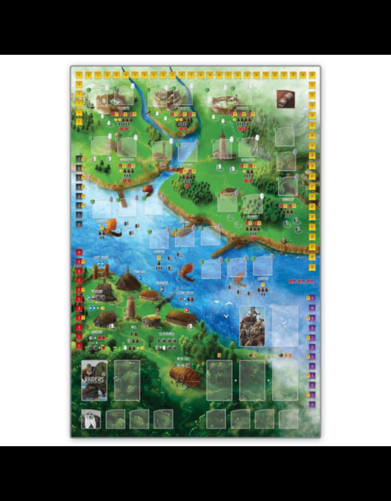 Renegade Game Studios Raiders of the North Sea - Playmat [anglais]