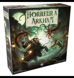 Fantasy Flight Games Horreur à Arkham (troisième édition) [français]