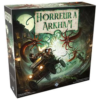 Fantasy Flight Games Horreur à Arkham (troisième édition) [French]
