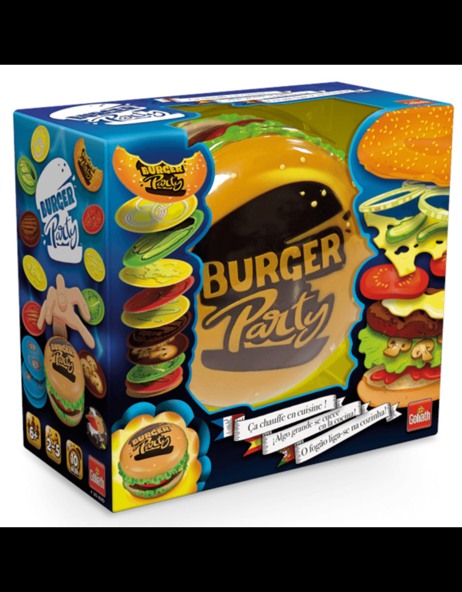 Goliath Burger Party [multilingue]