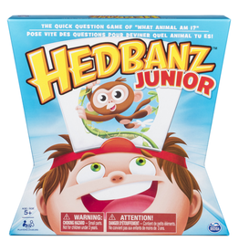 Spin Master Hedbanz - Junior [multilingue]
