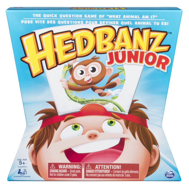Spin Master Hedbanz - Junior [Multi]