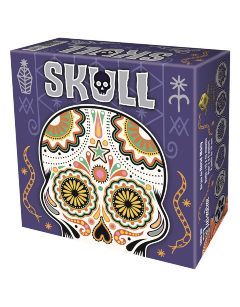 Lui-même Skull [multilingue]