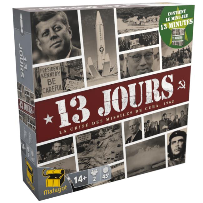 Matagot 13 Jours (avec 13 minutes) [French]