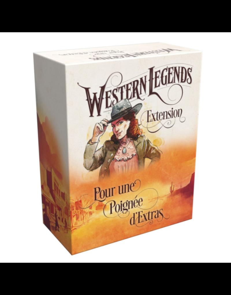Matagot Western Legend : Pour une poignée d'extras [français]