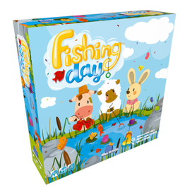 Blue Orange Fishing Day [multilingue]
