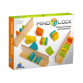 Blue Orange Mindblock [multilingue]