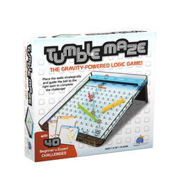 Blue Orange Tumble Maze [multilingue]