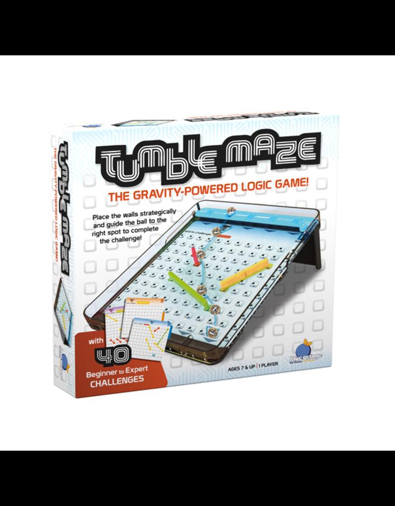 Blue Orange Tumble Maze [multilingue]