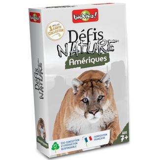 BioViva Défis Nature - Amériques [French]