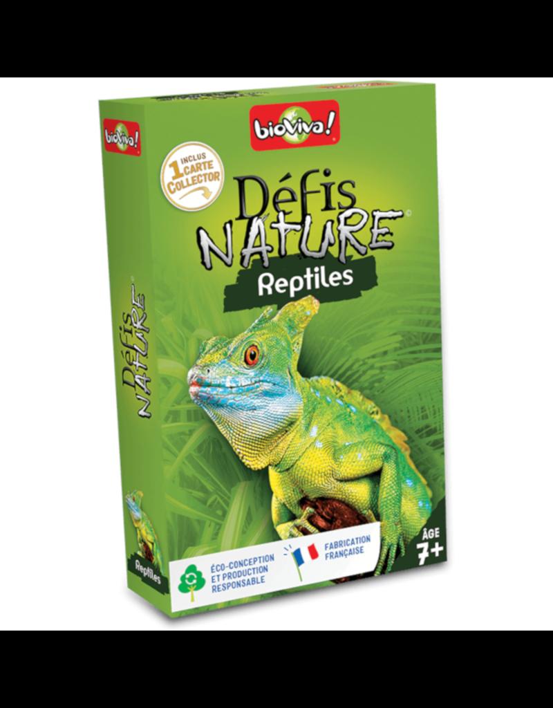BioViva Défis Nature - Reptiles [francais]
