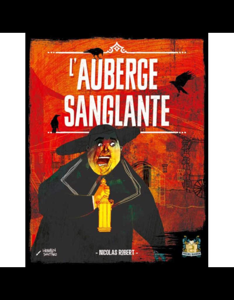 Pearl Games Auberge sanglante (l') [français]