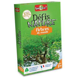 BioViva Défis Nature - Arbres du Monde [French]