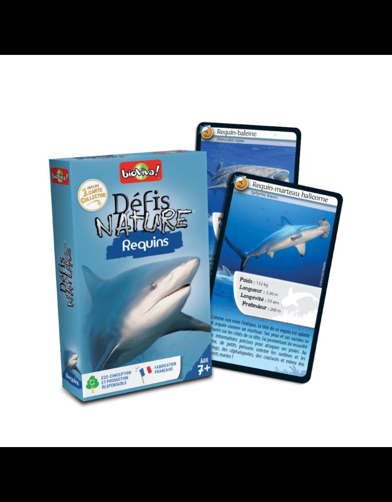 BioViva Défis Nature - Requins [francais]