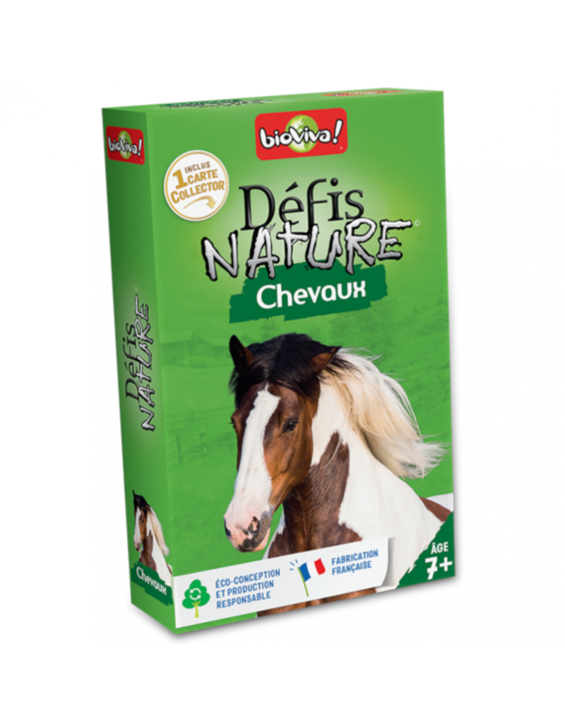 BioViva Défis Nature - Chevaux [francais]