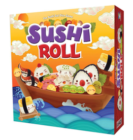 Gamewright Sushi Roll [anglais]