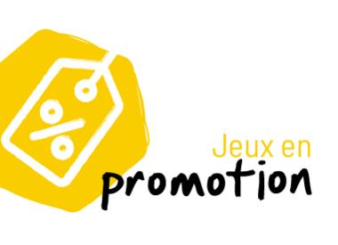 JEUX EN PROMOTION