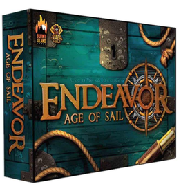 Burnt Island Games Endeavor - Age of Sail [anglais]