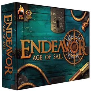 Burnt Island Games Endeavor - Age of Sail [anglais]